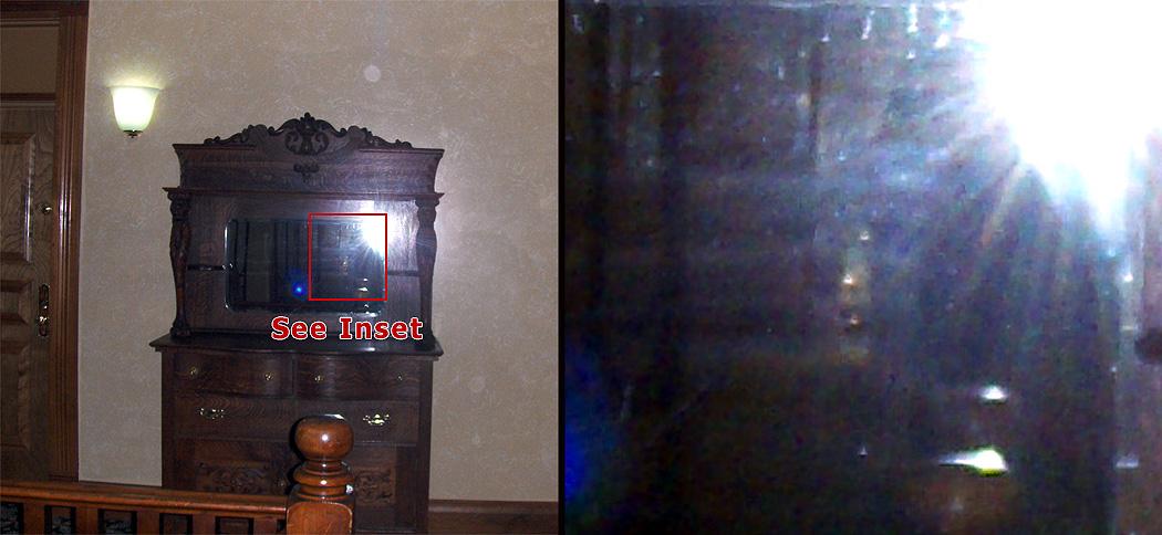 Ghost Of Seth Bullock Or Teddy Roosevelt Or Michael Jackson
